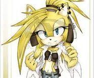 Felicia the Hedgehog