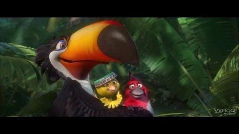 Rio 2 Teaser Trailer 2 CGMeetup.net