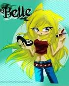 Bella the Hedgehog