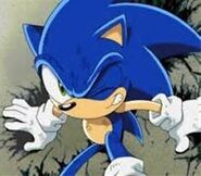 Sonic got hurt 2