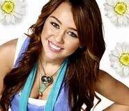 Miley Krueger smiled