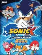 Sonic X Movie Poster