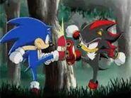 Sonic vs Shadow 2