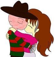 Freddy and Stephanie 2