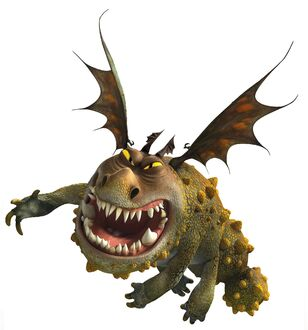 HTTYD 2 - Gronckle