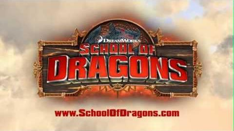 School of Dragons Official Trailer