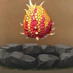 Яйцо, из которого вылупилась Солнечная Вспышка