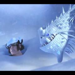 Снежный Призрак ищет Сморкалу