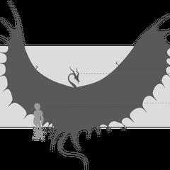<i><b>Сравнение размеров Древоруба и Иккинга.</b></i>