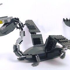 Кипятильник, выполненный из конструктора LEGO
