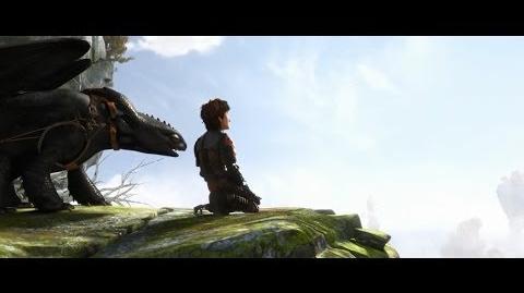 """Александр Рыбак - INTO A FANTASY (Официальный Саундтрек для фильма """"Как приручить дракона 2"""")"""