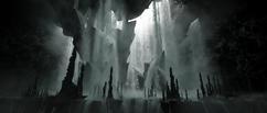 Пещера под Кальдерой
