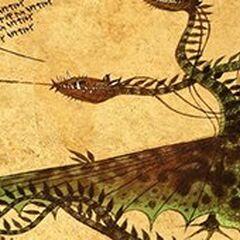 <i><b>Нюхохват в книге драконов.</b></i>