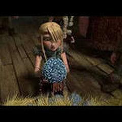 Астрид когда нашла яйца Громмеля