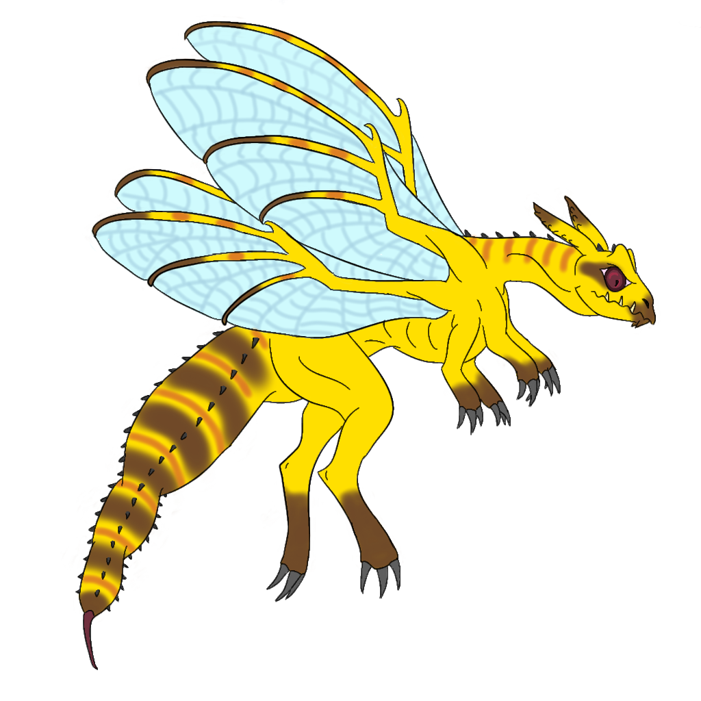 Image - Wasp-FanDragon.PNG | How to Train Your Dragon Fanon Wiki ...