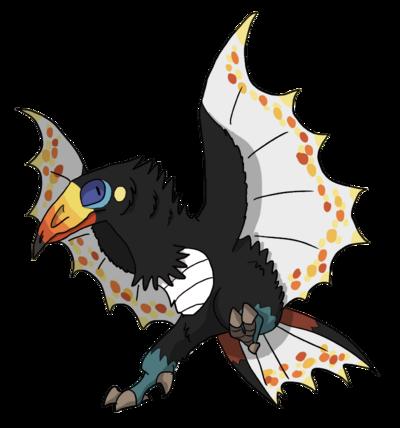 OC-FeatheredFanWing-ScarfyWings
