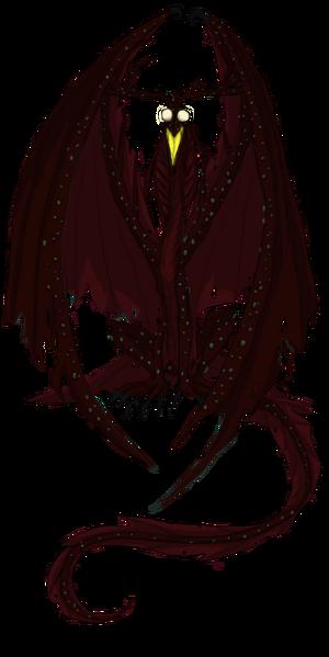 OC-SinistruousWoodreaper-Chameishida