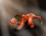 Tomato dragon bydeep