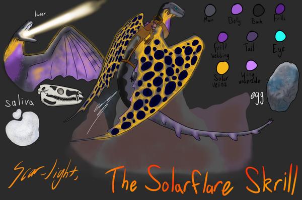 OC-SolarflareSkrill-WutendBonfire