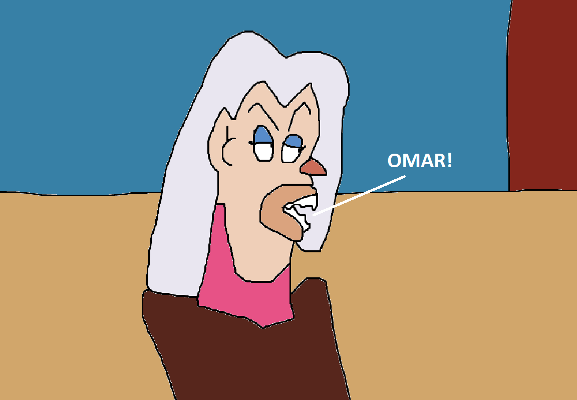 Mok Swagger saying Omar! (DeviantArt stuff) | Hub Ideas Wiki