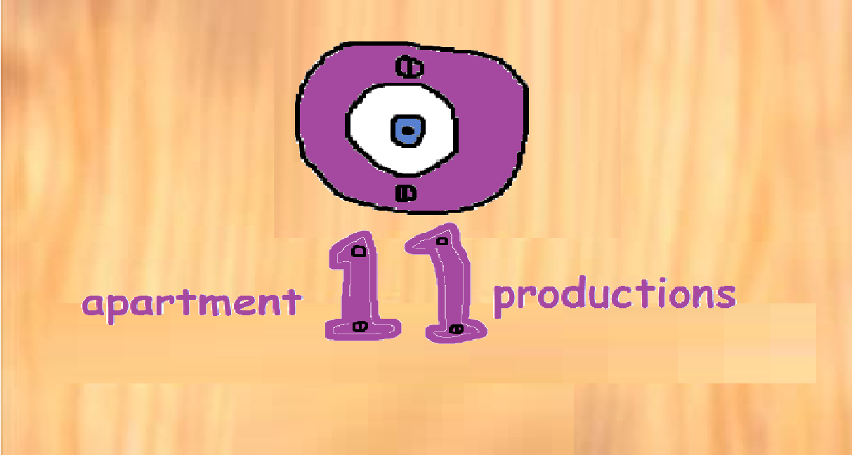 Apartment 11 Productions Logo 2002