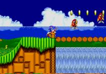 Sonic 2 no hud
