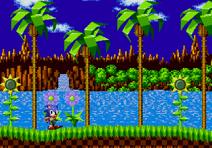 Sonic 1 no hud