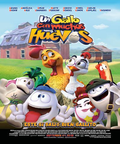 Un Gallo Con Muchos Huevos Huevocartoon Wiki Fandom Powered By Wikia