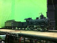 Hugo's toy train