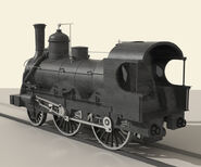 TRAIN-ENGINE TEXTURE-02-FINAL