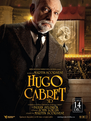 Hugo Cabret Movie Poster French 6