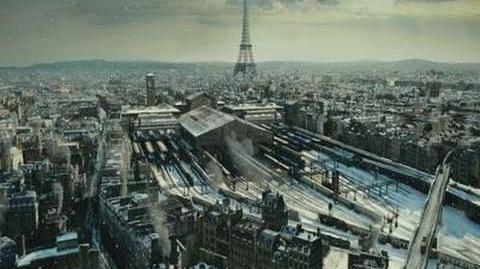 Hugo Cabret Trailer