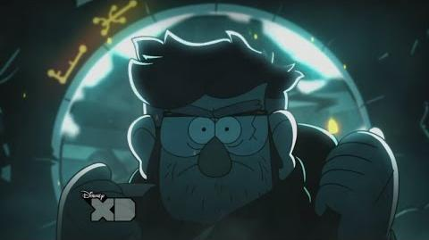 """Gravity Falls: """"Not What He Seems"""""""