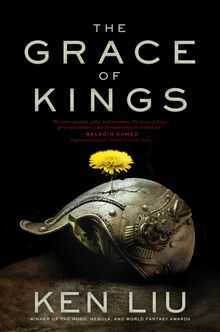 Grace of Kings cover