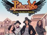 Princeless - Raven: The Pirate Princess, Vol 1: Captain Raven and the All-Girl Pirate Crew