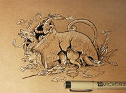 Little dragons by alviaalcedo-dbqh40x