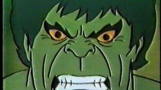 "Hulk 1982 - ""Origin of the Hulk"" episode trailer"