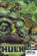 Immortal Hulk Vol 1 13 Second Printing Variant