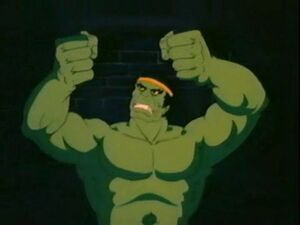 Headband Hulk