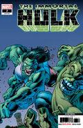Immortal Hulk Vol 1 7 Second Printing Variant