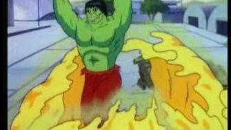 It Lives! It Grows! It Destroys! Hulk Saves Betty & Rick