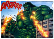 Marvel Mangaverse Eternity Twilight Vol 1 1 page 2 Robert Bruce Banner Earth-2301