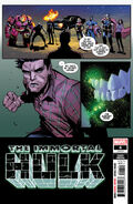 Immortal Hulk Vol 1 6 Fourth Printing Variant