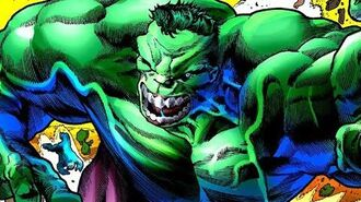 The Immortal Banner -13 - Hulk vs. The One Below All