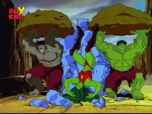 Three Hulks