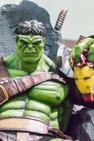 Avengers hulk ironman
