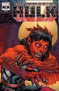 Immortal Hulk Vol 1 18 Raney Exclusive Variant