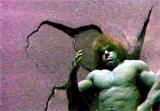 Hulk Unconcious