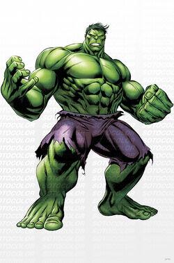 Avengers hulk assemble
