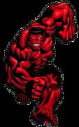 Red Hulk Thaddeus Ross (Tierra-616)